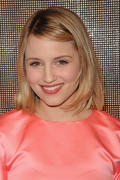Дианна Агрон, фото 1164. Dianna Agron - Marni at H&M collection launch in Los Angeles - 02/17/12, foto 1164
