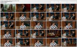 Lena Dunham @ Late Late Show w/Craig Ferguson 2013-01-15