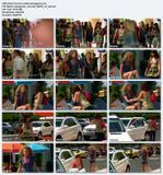 AnnaLynne McCord leggy - 90210 s1ep3
