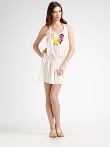 Камила Финн, фото 24. Camila Finn Sak Fifth Avenue Swimwear Photoshoot, photo 24