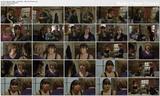 Roxanne Pallett - Emmerdale - black vest top, loads of cleavage - 28th February 2008 (caps+video)
