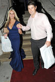 Дженнифер Эллисон, фото 907. Jennifer Ellison leaving the Ghost of Musical in London, july 19, foto 907