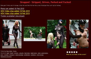 House of Gord: Strapped - Stripped, Driven, Parked and Fucked