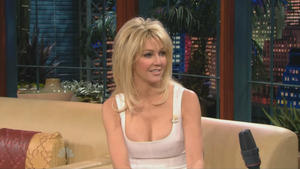 Heather Locklear - The Tonight Show with Jay Leno (2008), 720p