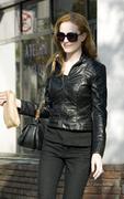 Evan Rachel Wood- Decked Out in Black in West Hollywood 03/23/10
