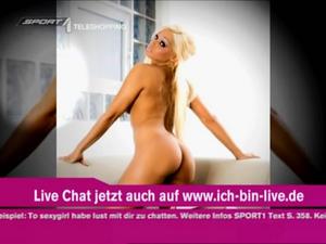 Katzenberger sport 1 nackt daniela Hüllenlose Daniela