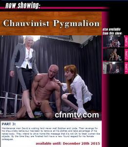 cfnmtv: Chauvinist Pygmalion (Part 1-3)