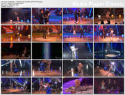 Shannen Doherty, Edyta Sliwinska, Ashly Costa -- Dancing with the Stars (2010-05-25)